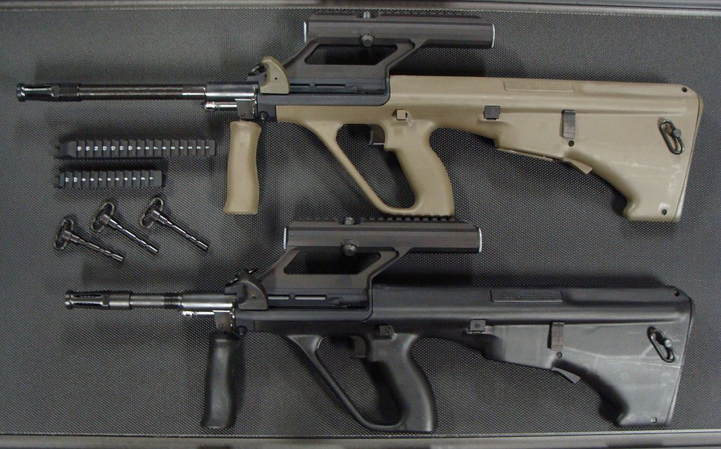 Steyr AUG A3 M1 Update, Pics & Steyr Pricing - Page 2 - AR15 COM