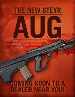 Check Out The All New Steyr Arms US AUG A3